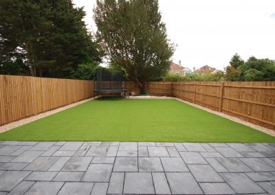Artificial Grass Bath 3