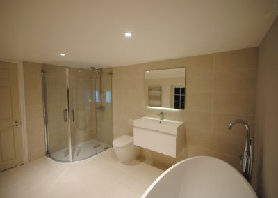 Chapel Cottage Ensuite Wootton Rivers 2