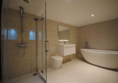 Chapel Cottage Ensuite Wootton Rivers 4